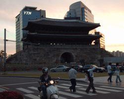 Namdaemun, Seoul, Korea